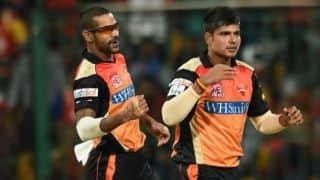 Karn Sharma, Rayudu make T20 debuts for India