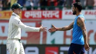 Steven Smith: Not sure if Virat Kohli was hinting at me