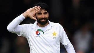 Pakistan's new head coach Misbah-ul-Haq outlines long-term goals for his team