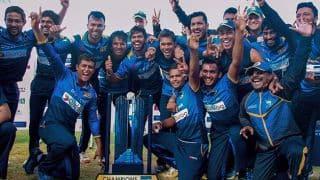 Zimbabwe vs Sri Lanka, Tri-Nation series Final, Bulawyo