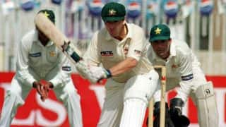 Steve Waugh turns the tables for Australia against Pakistan with an incredible century at Rawalpindi
