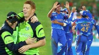 Ireland and Afghanistan to get Test status!