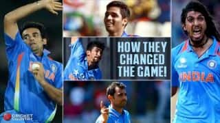 5 crucial spells by Indian bowlers from 2011