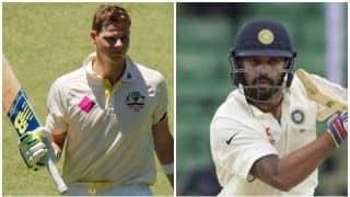 India vs Australia 4th Test:  Steven Smith abused Murali Vijay