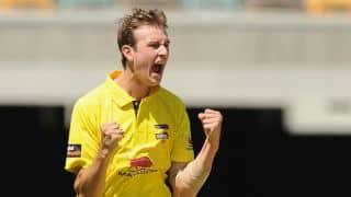 Joel Paris: Donning Glenn McGrath's No. 11 jersey during 1st India vs Australia ODI an absolute honour