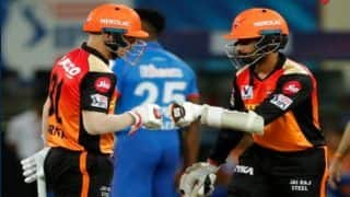IPL 2021, Sunrisers Hyderabad vs Delhi Capitals, 20th Match, Preview: Playing XI, Live Streaming Updates