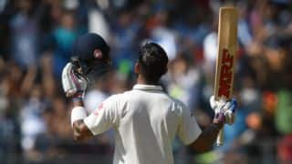 Innings report: Virat Kohli's 235 gifts hosts 231-run lead