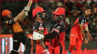 IPL 2019, RCB v SRH: Shimron Hetmyer,Gurkeerat Singh Mann's partnership and other talking points of Bangalore vs Hyderabad, 54th Match