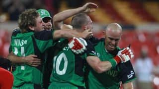Ireland beat Afghanistan by 3 wickets in Match 2 of Dubai Triangular series