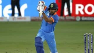 Shikhar Dhawan shines as India beat West Indies by six wickets