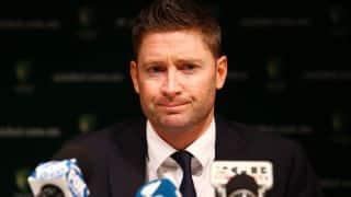 Senanayake's 'Mankading' was within rules: Michael Clarke