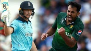ICC WORLD CUP 2019: England vs Pakistan, Root and Butter century in vain, wahab riaz, shines, pakistan won 14 run