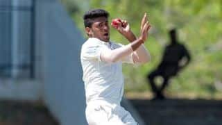 2nd Youth Test : India tighten grip on 2nd Youth Test against Sri lanka, Mohit Jangra shines