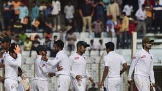 2nd Test: Bangladesh eye rare series win