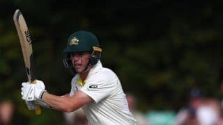 Worcestershire vs Australia: Marcus Harris fifty keeps Cameron Bancroft on warning ahead of Lord's Test