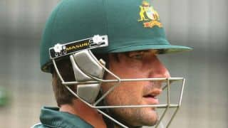 Australia off to decent start against Ireland in one-off ODI at Belfast
