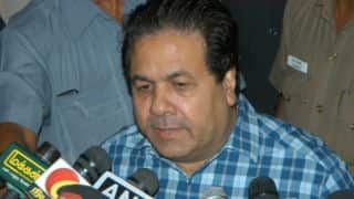 Rajeev Shukla believes IPL 9 picking up pace slowly, steadily