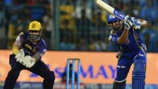 Highlights, IPL 2018, MI vs KKR, Full Cricket Score and Updates, Match 37 at Wankhede: MI win by 13 runs