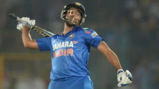 Rohit Sharma's double hundreds: A statistical comparison