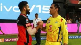 Dhoni gave us all a massive scare: RCB skipper Kohli