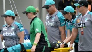 Dottin suffers multiple cheekbone fractures post collision in WBBL 2016
