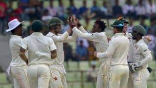 1st Test: Zimbabwe crush Bangladesh for first away win in 17 years