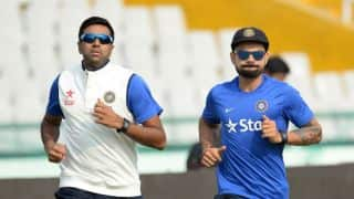 Kohli already at par with greatest captains, says Ashwin