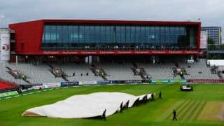 Ashes 1890: Old Trafford witnesses the first Test to be abandoned without a ball being bowled