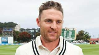 Brendon McCullum asks New Zealand to treat Gabba Test as if at Wellington, says Jimmy Neesham