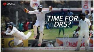 BCCI must adopt DRS after umpiring blunders marr 1st Test against Sri Lanka at Galle
