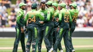 Pakistan announce squad for New Zealand T20Is