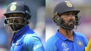 Cricket World Cup 2019: End of the road for Kedar Jadhav and Dinesh Karthik?