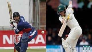 One for the trivia nights: Marnus Labuschagne and Vikram Solanki, international cricket's first substitutes