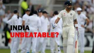 India invincible, but Test awaits outside the comfort of home