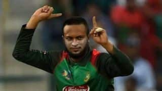 ICC ODI all-rounders' ranking: Shakib Al Hasan grabs top spot