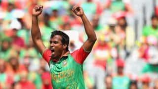 Bangladesh vs South Africa 2015, 2nd ODI at Dhaka: Rubel Hossain removes Hashim Amla