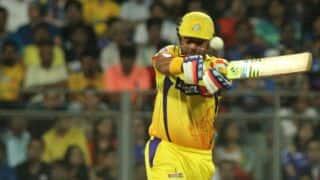 CSK vs RCB, IPL 2015 Match 37: Suresh Raina, Faf du Plessis get Chennai Super Kings back on track