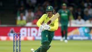 Quinton de Kock to lead South Africa in T20Is for India series, 3 uncapped players included in Test squad