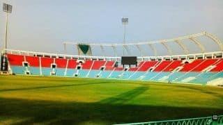 लखनऊ के इकाना स्टेडियम में 6 नवंबर को होगा पहला अंतरराष्ट्रीय मैच