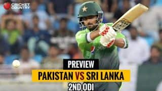 Pakistan vs Sri Lanka, 2nd ODI preview and likely XIs: Will visitors tick basics to end losing streak?