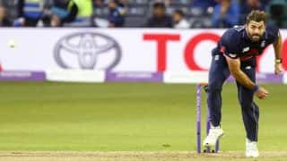 Liam Plunkett happy to be ODIs 'bad guy' before Ashes talks