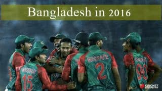 Year-ender 2016, Bangladesh: Tigers roar at home, but away?