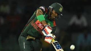 Bangladesh add Soumya Sarkar to squad for last Zimbabwe ODI