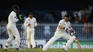 Pakistan vs New Zealand 2014, 3rd Test at Sharjah Day 4: NZ innings ends on 690, their highest Test score ever