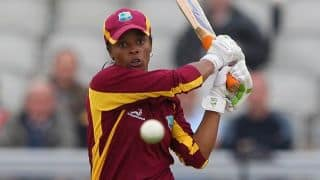 West Indies will bounce back from Australia defeat, says Merissa Aguilleira
