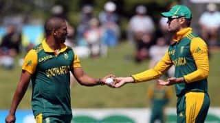Australia vs South Africa, 1st ODI at Perth: Vernon Philander rattles Australia