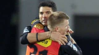 If Yuvraj Singh continues his form, SRH have chance to defend IPL title: David Warner