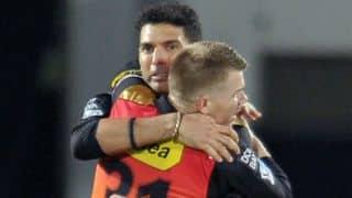IPL 2017: If Yuvraj Singh continues his form, Sunrisers Hyderabad have chance to defend IPL title: David Warner