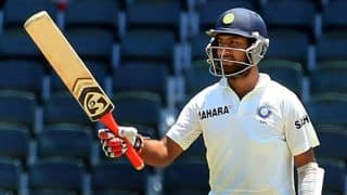 Pujara: Kumble happy with my batting