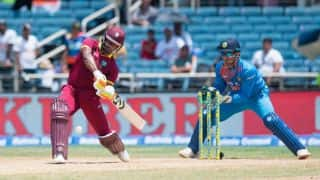 India vs West Indies, one-off T20I: West Indies beat India by 9 wickets